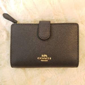 COACH Wallet - New - Midnight Blue